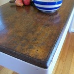 Faux Plank Table Tutorial