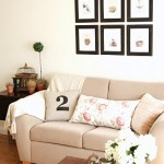 The Makings of a Living Room
