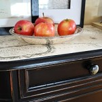 Nautical Cabinet Makeover