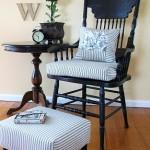 One Chair, Three Ways