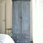 Chalky Washed Armoire