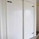 Quick and Easy Robe Door Revamp