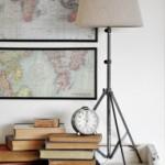 Music Stand Tripod Lamp