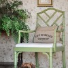 Bamboo Chippendale Chair Makeover