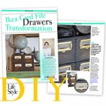 DIY Lifestyle Magazine Feature…and freebie!