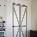 Bi-Fold to Barn Doors