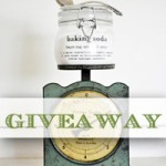 Canister Label Decal Giveaway