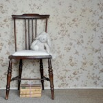 How to Upholster a Chair (attached seat pad method)