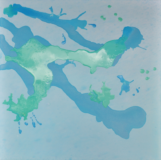 Abstract Art Ink Streams