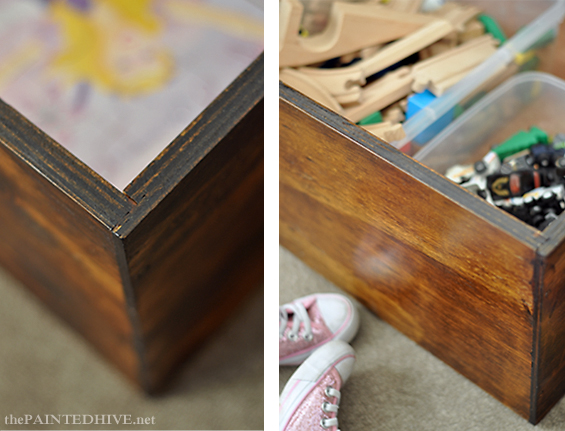DIY Wooden Storage Boxes