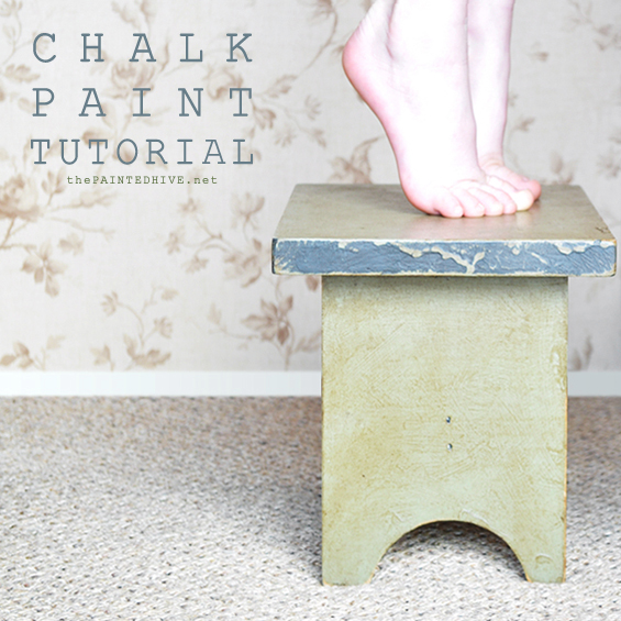 Chalk Paint Tutorial | The Painted Hive