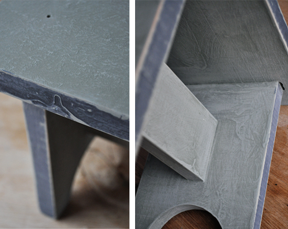 Rustic Vintage Chalk Paint Tutorial