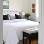 An Impromptu Coastal Bedroom Makeover | Before & After
