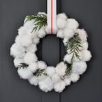 An Easy DIY Bauble Wreath…though not what you might expect!