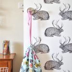 Super Affordable DIY Wall Decals…using clear sticker paper