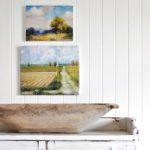 DIY Canvas Paintings