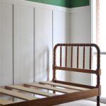 DIY Bed Rails and Slats