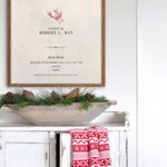 Free Printable Large-Scale Vintage Christmas Signs!