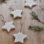 How To Make Clay Ornaments & Gift Tags