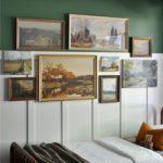 Vintage Landscape Art Gallery