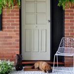 Easy DIY Front Entrance Makeover