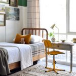 Boy's Tiny Lodge Style Bedroom Reveal!