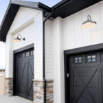 The Flip House Garage Door