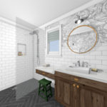The Suite Extension | Bathroom Plans & Product Choices