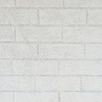 DIY Painted Rendered Brick
