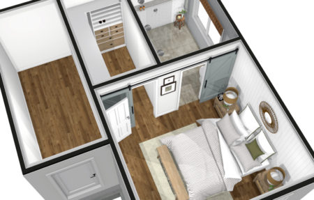 Suite Overhead
