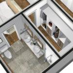 Bathroom Suite Design