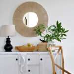 Simple Sideboard Styling